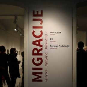 Otvoritev razstave v MB