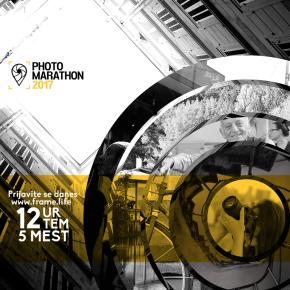 Prijave na Foto maraton 2017 v Ljubljani odprte!