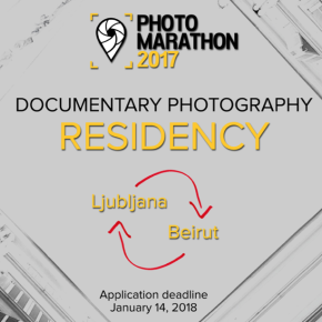 Rezidenca dokumentarne fotografije v Bejrutu in Ljubljani