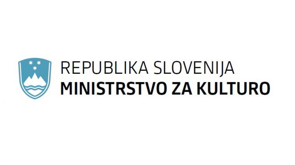 logotip Ministrstvo za kulturo