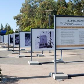 Razstava Dan v Sredozemlju na Cipru