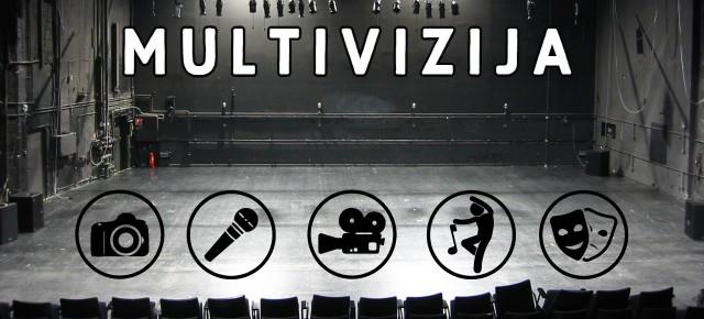Multivizija: multimedijsko, gledališko in plesno usposabljanje za ranljive skupine